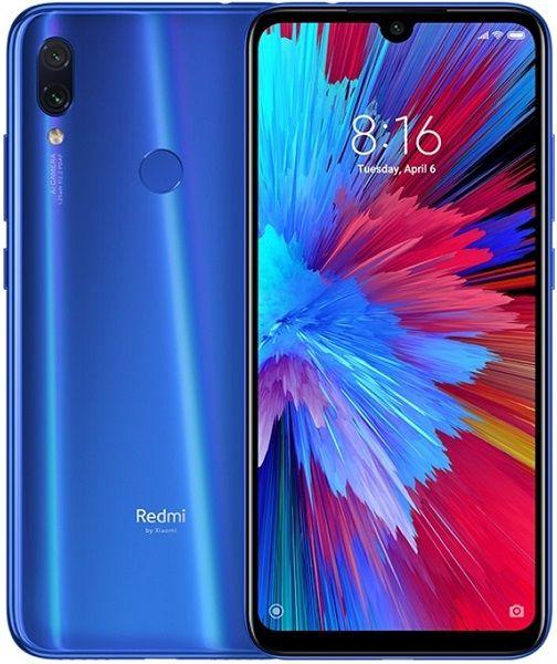 Xiaomi Redmi Note 7 4/128Gb Blue (Синий)