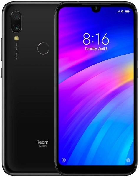 Xiaomi Redmi Note 7 4/128Gb Black (Черный)