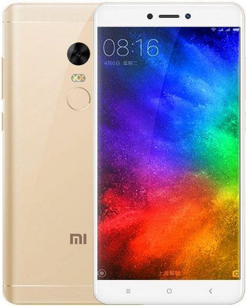 Xiaomi Redmi note 4X 4/64Gb Gold