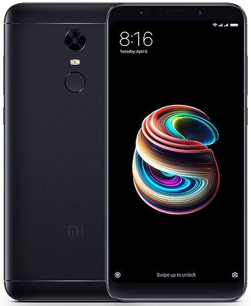 Xiaomi Redmi 5 Plus 4/64GB Black (Черный)
