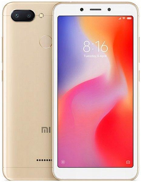 Xiaomi Redmi 6 4/64GB Gold (Золотой)