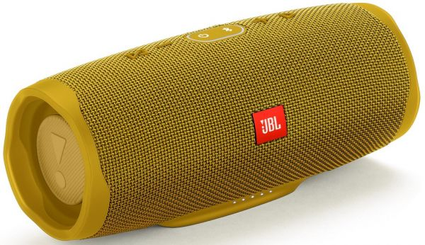 Портативная акустика JBL Charge 4 Yellow Ростест