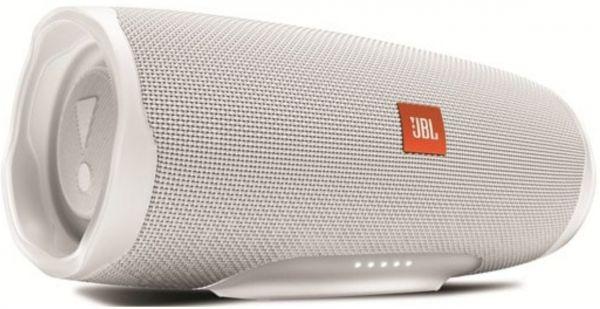 Портативная акустика JBL Charge 4 White Ростест