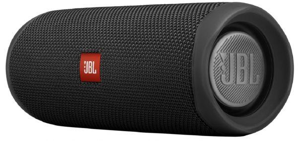 Портативная акустика JBL Flip 5 Black Ростест