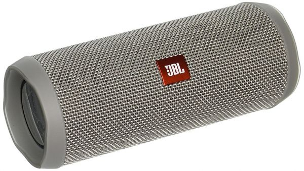 Портативная акустика JBL Flip 4 Grey Ростест