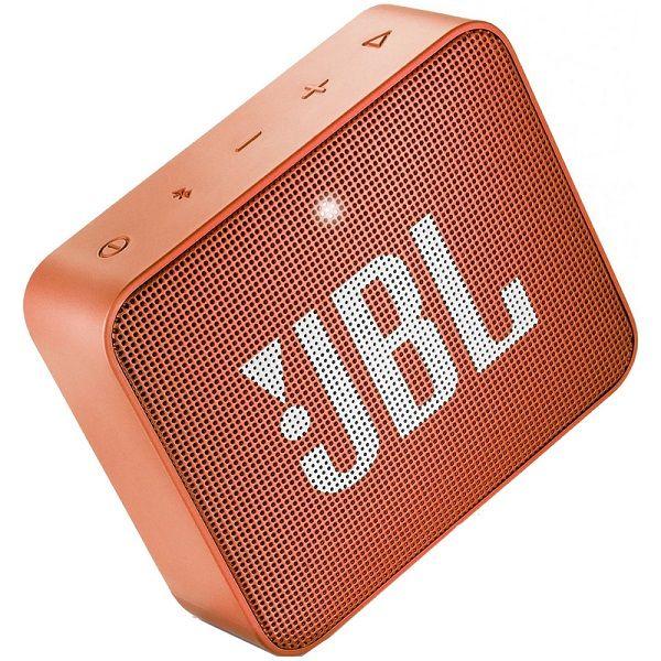 Портативная акустика JBL Go 2 Orange Ростест