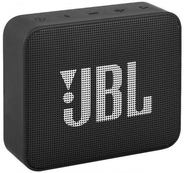 Портативная акустика JBL Go 2 Black Ростест