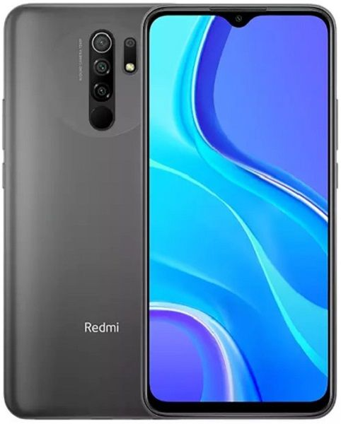 Xiaomi Redmi 9 3/32GB Black Global Version