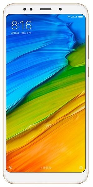 Xiaomi Redmi 5 Plus 4/64GB Gold (Золотой)