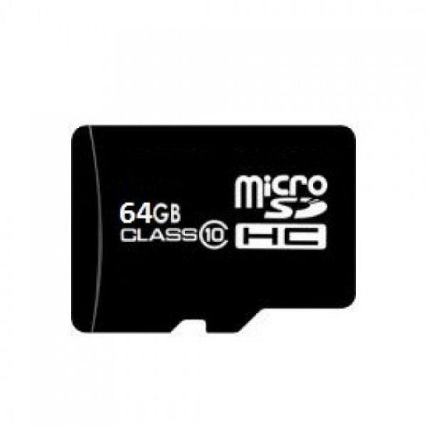 MicroSd карта памяти на 64GB Class 10